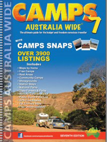 Camps Australia Wide 7 Camps Snaps Spiral