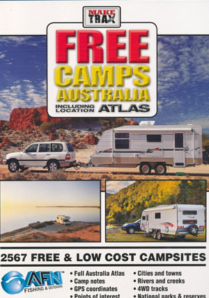 Make Trax Free Camps Australia CONCEALED SPIRAL