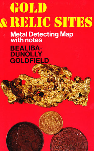 Bealiba Dunolly Gold Relic Map