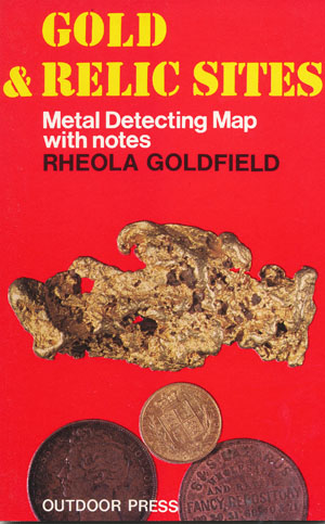 Rheola Gold Relic Map