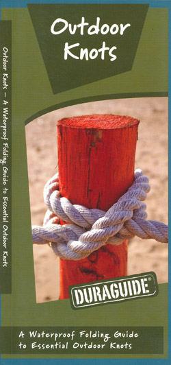Outdoor Knots Pocket Guide