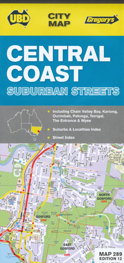 Central Coast 289 12th Edition UBD