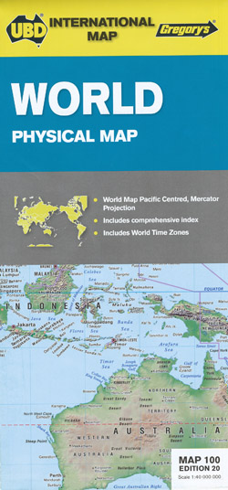 World Physical 100 20th Edition UBD Gregory's