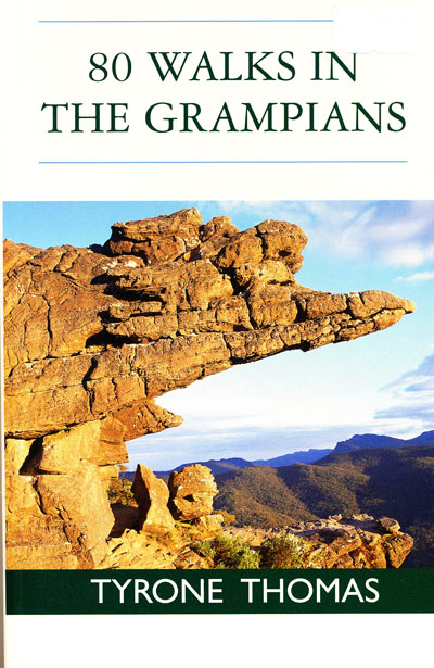80 Walks in the Grampians Thomas