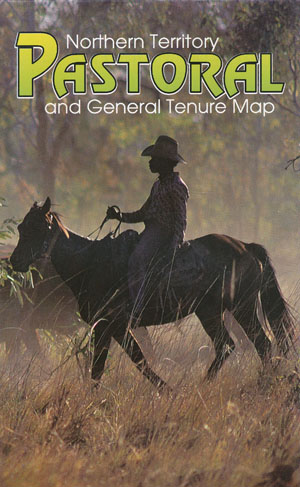 Northern Territory Pastoral Map