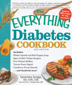 Everything Diabetes Cookbook