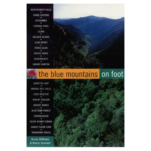 The Blue Mountains on Foot