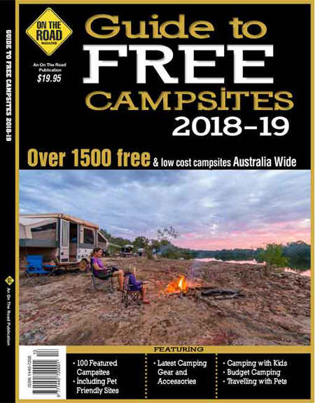 Guide to Free Campsites 2018-2019