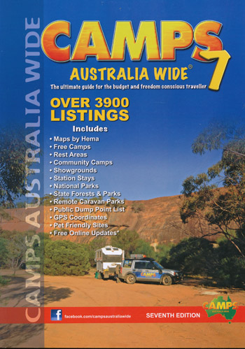 Camps Australia Wed 7 Spiral Bound