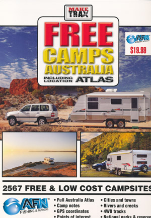 Make Trax Free Camps Australia Flexibound