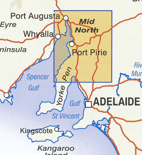mid north map south australia carto graphics