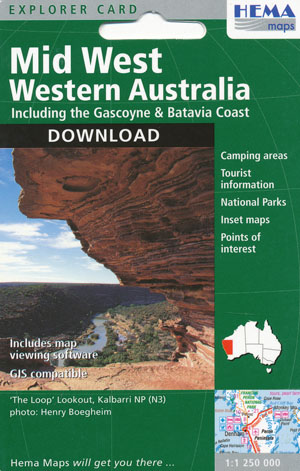 Mid West Western Australia Download Hema