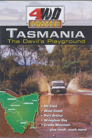 Tasmania 4WD Travel Guides DVD