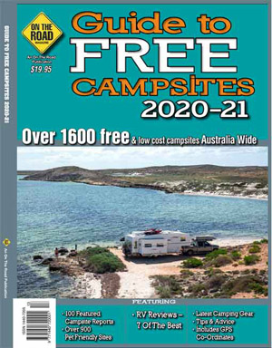 Guide to Free Campsites 2020-2021
