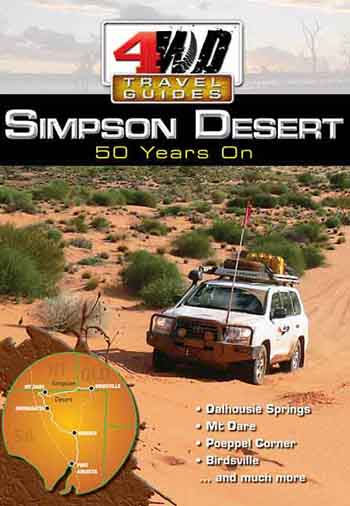 Simpson Desert 50 Years on DVD AFN