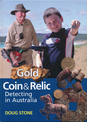 Gold Coin and Relic Detection in Australia Stone