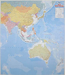 Asia West Pacific Hema Laminated