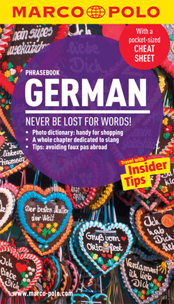 German Phrasebook Marco Polo
