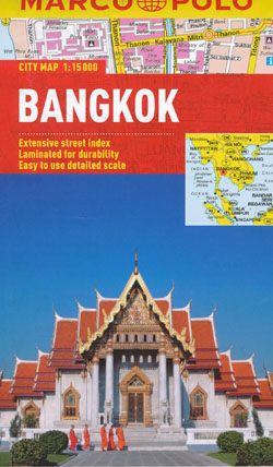 Bangkok Map Marco Polo