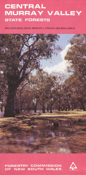 Central Murray Forests Map LPI