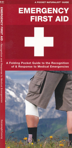 Emergency First Aid Pocket Guides