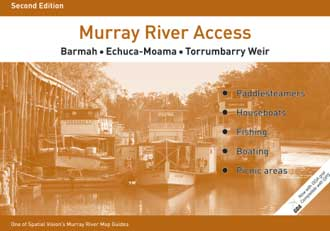 Murray River Access Barmah to Torrumbarry Weir Spatial Vision