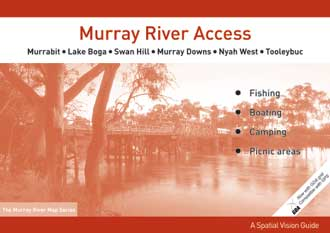 Murray River Access Murrabit to Tooleybuc Spatial Vision