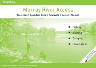 Murray River Access Tooleybuc to Wemen Spatial Vision