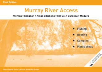 Murray River Access Wemen to Mildura Spatial Vision