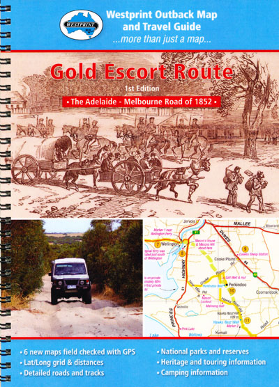 Gold Escort Route Westprint
