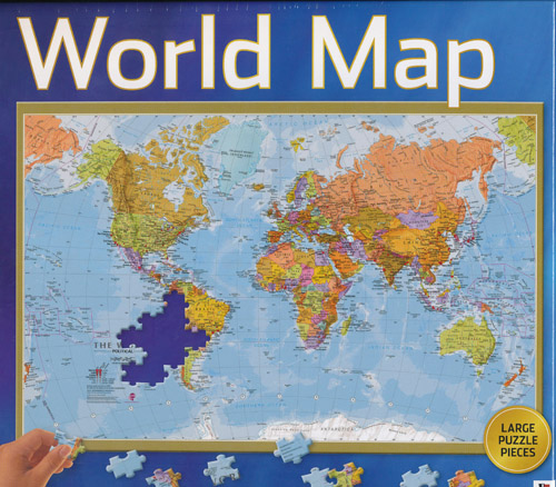500 piece world jigsaw maps books travel guides buy online gumiabroncs Choice Image