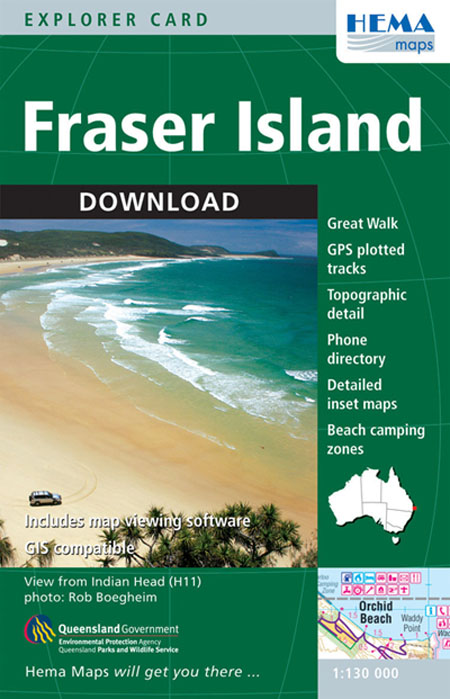 Fraser Island Download Card Hema